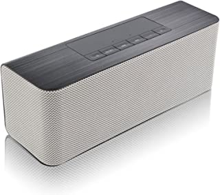 $102 » Odekai Bluetooth Speaker,Portable Waterproof Wireless Speaker V5.0 with 10W Loud Stereo Sound, 10H Playtime Support TF Car...