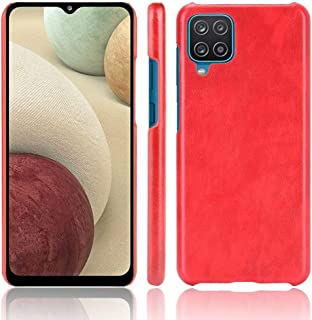 FTRONGRT cellphone case for Oppo A94 case, PC+ leather wrapped protective shell, Anti-drop, Suitable for Oppo A94 mobile p...