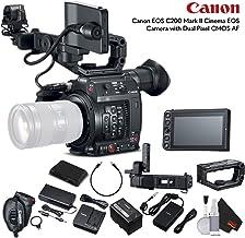 Canon EOS C200 Cinema Camera 2215C002 (Body Only)