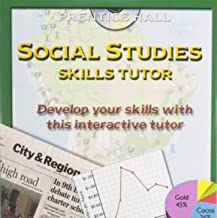 SOCIAL STUDIES SKILLS TUTOR CD-ROM 2003C