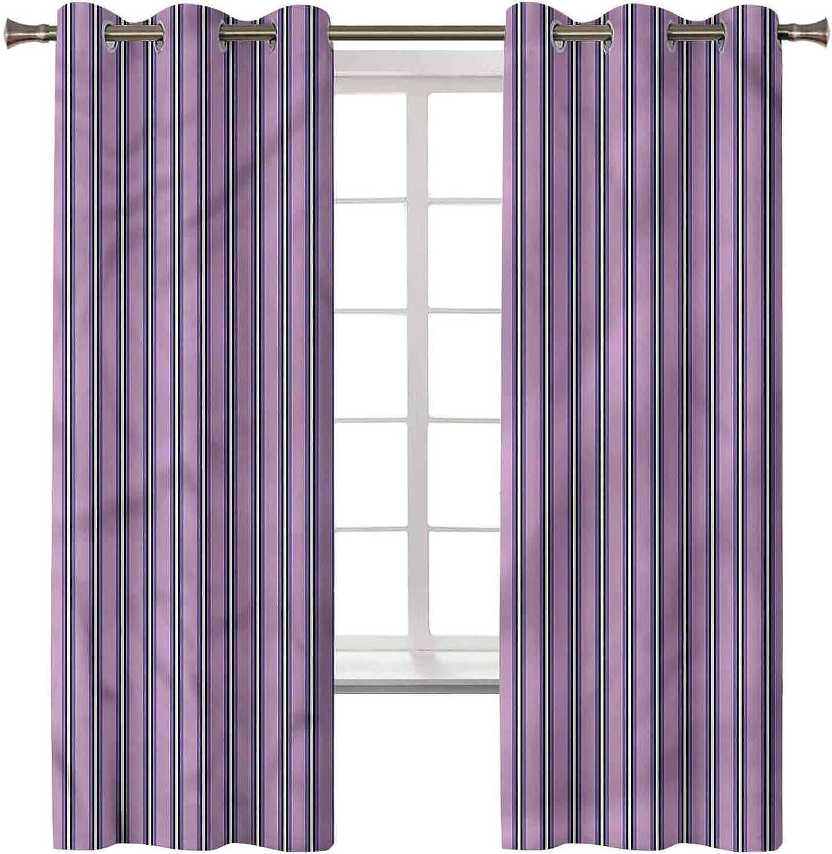 New sales Blackout Window Curtain Light Draperies Las Vegas Mall Blocking G Panel