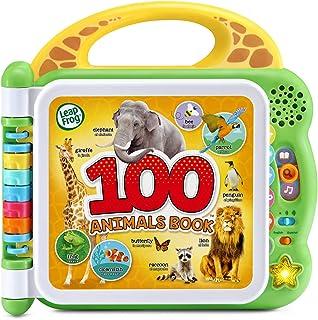 LeapFrog 100 Animals Book