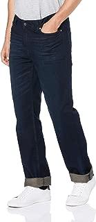 Calvin Klein Jeans Men's 035 Straight Fit Denim Jean