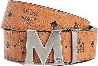 MCM Men's Claus Reversible Belt