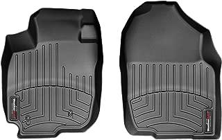 WeatherTech Custom Fit Front FloorLiner for Toyota RAV4 (Black)
