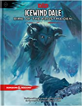 Icewind Dale: Rime of the Frost maiden (D&D Adventure Book) (Dungeons & Dragons)