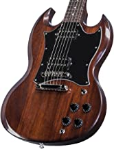 Gibson 2017 SG Faded T Electric Guitar Worn Brown