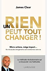 Un rien peut tout changer (French Edition) Kindle Edition