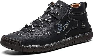 Abimy - Zapatos casuales para caminar para hombre y negocios