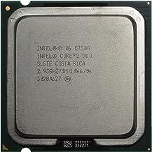 Intel Core 2 Duo E7500 2.93GHz 3MB CPU Processor LGA775 SLB9Z SLGTE