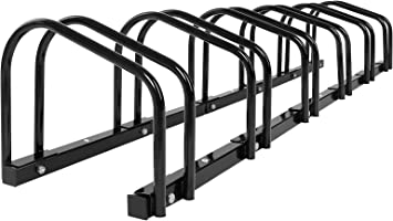 1-6 Bike Rack Floor Parking Stand Instant Storage Rack Bicycle Cycling Car Carrier Portable leans Against Wall Free-Combined
