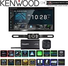 $369 » Kenwood Excelon DDX6906S with SiriusXM Tuner and License Plate Backup Camera with Free Sound of Tri-State Lanyard (Renewed)