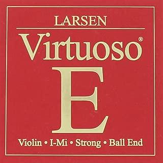Larsen Virtuoso Violin String Set Ball End Forte