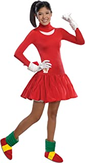 Rubie's Costume Sonic The Hedgehog Knuckles Dress and Accessories