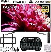 """$1698 Get Sony XBR-65X950G 65""""-Class BRAVIA 4K HDR Ultra HD Smart TV (2019 Model) + Wireless Keyboard + Wall Mount Bundle"""