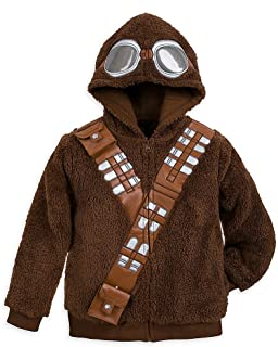 Chewbacca Costume Fleece Hoodie for Boys - Solo: A Story