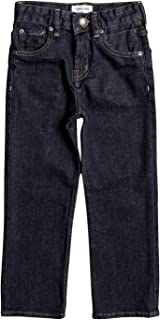 Quiksilver Boys' Sequel Rinse Youth Denim Pant