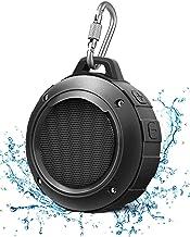 Outdoor Waterproof Bluetooth Speaker,Kunodi Wireless Portable Mini Shower Travel Speaker..