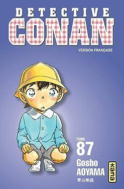 Détective Conan - Tome 87 (Shonen Kana) (French Edition)