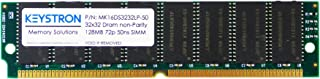 128MB 72pin 50ns Low Profile SIMM Ram MEMORY for Amiga Blizzard 1230 1240 & 1260 with flat SIMM Socket