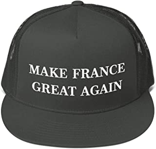 Hogue WS LLC Make France Great Again Hat (Trucker Style Cap)