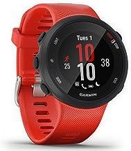 Garmin Forerunner 45 – GPS-Laufuhr mit umfangreichen Lauffunktionen, Trainingsplänen, Herzfrequenzmessung am Handgelenk, S...
