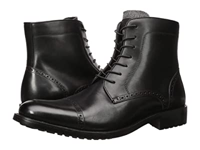Kenneth Cole Reaction Kelby Boot (Black) Men