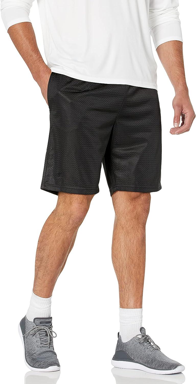 Starter Men's Slim Fit Award Short Sale price Exclusive Mesh Amazon