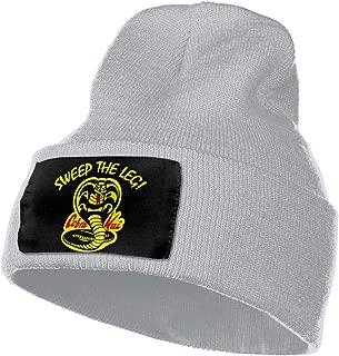 SLADSS1 Sweep The Leg Warm Winter Hat Knit Beanie Skull Cap Cuff Beanie Hat Winter Hats for Men & Women