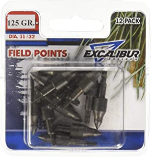 "Saunders Field points 9//32/"" 100 grain pack de 12"
