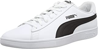 PUMA Smash v2 Leather Trainers