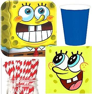 spongebob party cups
