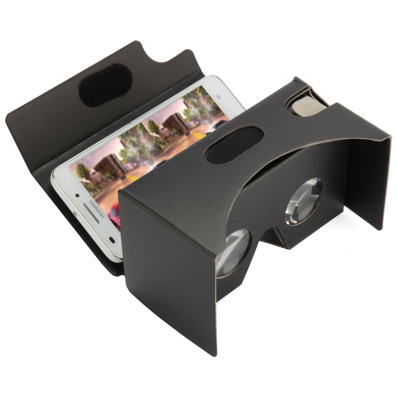 Virtual Reality Gafas – Inspired – by Google Cardboard – Diadema ...