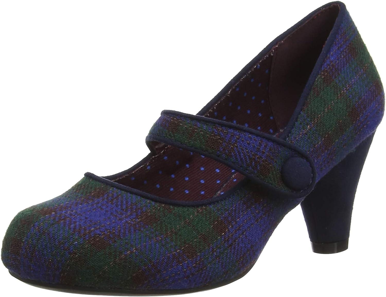 Joe Browns Womens Tweed Mary Jane shoes