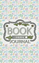 Book Review Journal: Reading Tracker Journal for Kids, Books Review Notebook, Great Gift for Book Lovers, White Paper, 5″ ...