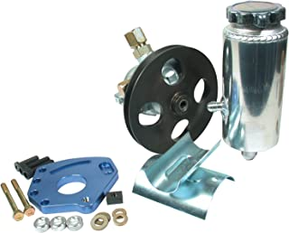 Allstar ALL48240 Head Mount Style Power Steering Kit for Small Block Chevy