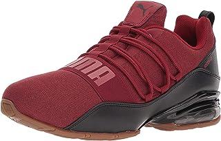Puma Men's Cell Regulate Nature Tech Ankle-High Fabric Running Shoe [並行輸入品]