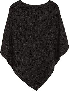 Mesdames Femmes Tricoté Col V à rayures acrylique Cardigans Pulls Tops tailles plus
