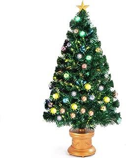 Best 4 ft fiber optic christmas tree Reviews