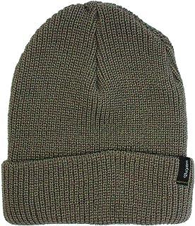 BRIXTON ブリクストン Heist Beanie ハイストビーニー ニット帽 ビーニー ニットキャップ 帽子 メンズ レディース カラー:00008-CYPRESS OS [並行輸入品]