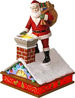 Hallmark Keepsake Ornament Up on The Housetop 7th in Once Upon a Christmas Series 2017