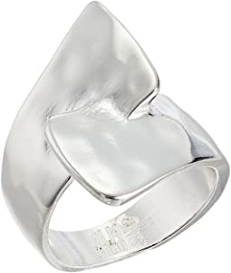 Robert Lee Morris Shiny Silver Ring