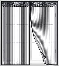 Horrennet magnetische Anti Mosquito Bug Insect Fly Window Screen Mesh Net Gordijn Past op elke maat Gemonteerd op meerdere...