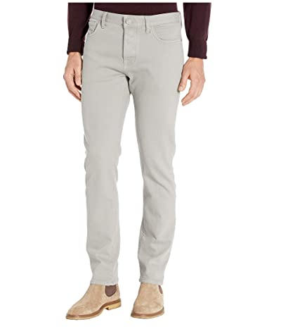 Tommy Hilfiger Adaptive Jeans Straight Adjustable Waist Magnet Buttons (Griffin) Men