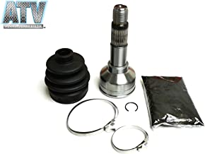 ATVPC Front or Rear Outer CV Joint Kit for Yamaha Rhino 450, 660 & 700 4x4 UTV