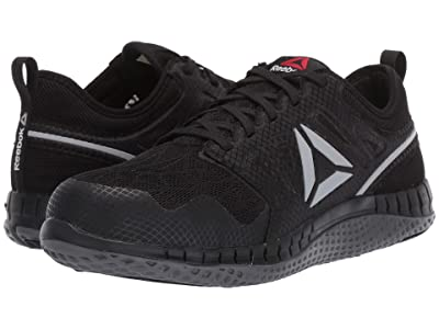 Reebok Work Zprint Work (Black/Dark Grey) Women
