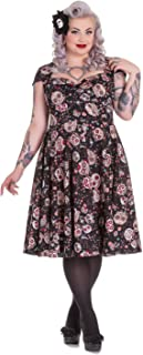 hell bunny day of the dead dress