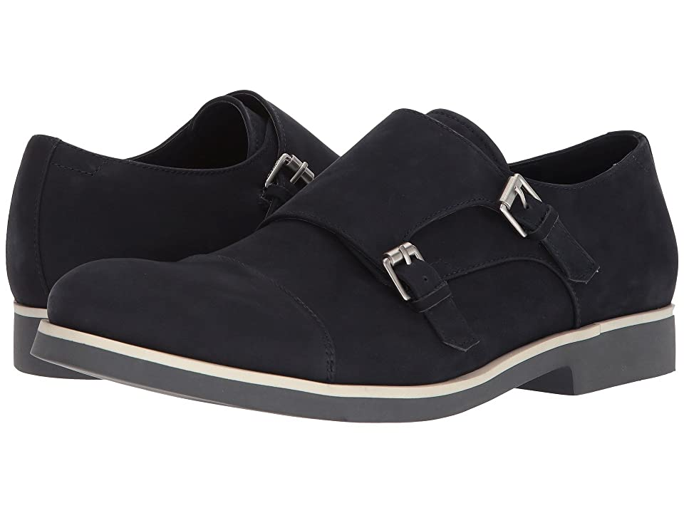 Calvin Klein Finch (Dark Navy Nubuck) Men