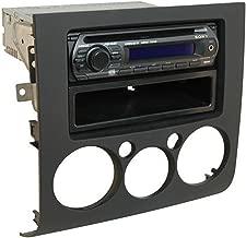 SCOSCHE MI3018B 2008-11 Mitsubishi Galant Double DIN or DIN w/Pocket Install Dash Kit