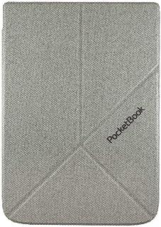 Pocketbook Origami składany pokrowiec z wytrzymałego materiału z funkcją Sleep-Cover, do Inkpad 3 i Inkpad 3 Pro, jasnoszary